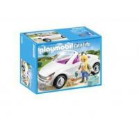 Buy cheap Playmobil #5585 - Convertible with Woman and Puppy from wholesalers