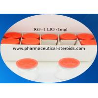 Buy cheap Human Growth Hormone Peptides Bodybuilding IGF - 1 LR3 Peptide Injection 946870-92-4 from wholesalers