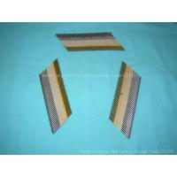 Buy cheap Paper strip nail Wire mesh from wholesalers
