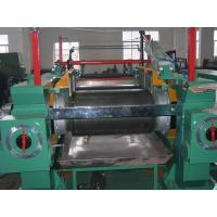 Buy cheap Two Roll Mill For Plastic And Rubber Mixing Compounding Machine from wholesalers
