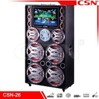 Karaoke system party dj speaker CSN-26