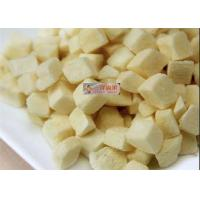 Buy cheap Organic Freeze Dried Sweet Potato / Dehydrated Potato Flakes OEM Service from wholesalers
