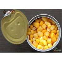 Buy cheap Fresh Delicious Organic Canned Vegetables / Sweet Corn In Can from wholesalers