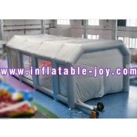 Buy cheap Workstation Inflatable Spray Tan Booth , Inflatable Spray Paint Booth from wholesalers