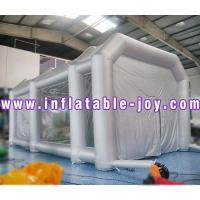 Buy cheap Outdoor Portable Mini Inflatable Paint Booth/Customized Portable Paint Booth from wholesalers