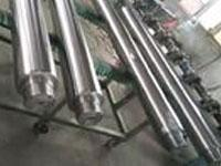 Buy cheap 42CrMo4 / 40Cr Induction Hardened Steel Bar Corrosion Resistant from wholesalers