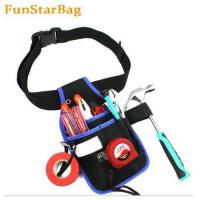 Buy cheap Electricians Waist Pocket Tool Bag for Tool Collection,Durable Professional Carpenter Tool Belts from wholesalers
