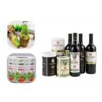 Buy cheap Self Adhesive Personalized Alcohol / Liquor / Beer Bottle Labels BOPP from wholesalers