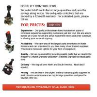 Buy cheap Forklift Controllers from wholesalers