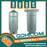 Buy cheap Carbon Steel Air Receiver Tank 10Gal 200Psi Design Code: ASME VIII DIV I from wholesalers