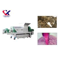 Buy cheap Double Screw Pressing machine 5 t/h from wholesalers