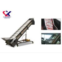 Buy cheap Inclined Scraper Belt Conveyor from wholesalers
