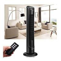 Buy cheap 40 LCD Tower Fan Digital Control Oscillating Cooling Air Conditioner Bladeless from wholesalers
