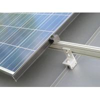 Buy cheap Mounting Solar Panels On Metal Roof from wholesalers