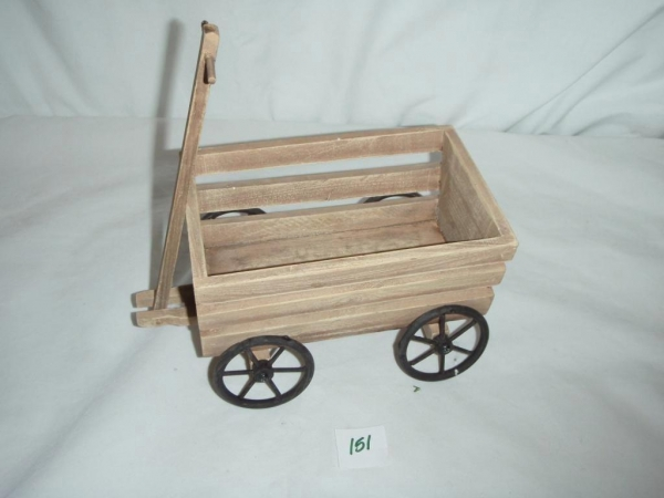 Buy cheap Small Wooden Wagon from wholesalers