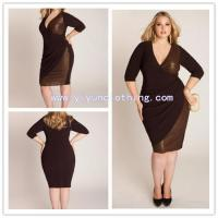 Buy cheap mature woman's formal plus size dresses from wholesalers