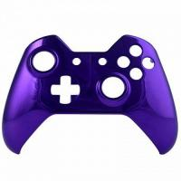 Buy cheap Mod Freakz Xbox One Controller Front Shell Chrome Purple from wholesalers