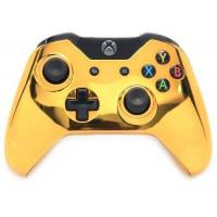 Buy cheap Gold Xbox One Custom UN-MODDED Controller Exclusive Design from wholesalers