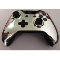 Buy cheap E-MODS GAMING Xbox One SILVER Chrome Controller housing Shell - Original Top shell from wholesalers