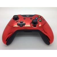 Buy cheap E-MODS GAMING Xbox One Red Chrome Controller housing Shell - Original Top shell from wholesalers