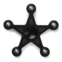 Buy cheap Cheap Anti-stress Toy Star Metal Balls Fidget Spinner from wholesalers