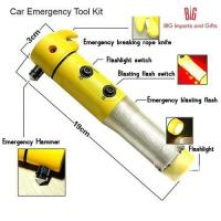 Car Emergency Tool Kit with Torch