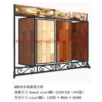 Buy cheap MD029Wood Flooring Ceramic Tile Display from wholesalers