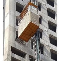 Buy cheap 0-60M/Min High Speed Rack Pinion VFC Control Lift Hoists from wholesalers
