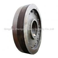Belt Pulley Large Carbon Steel Sand Casting