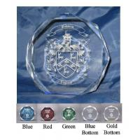 Buy cheap Family Crest Paperweight  Coat of Arms Display from wholesalers