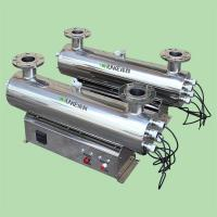 Buy cheap 200TPH Ultraviolet Water Purifier System for Well Water Treatment from wholesalers