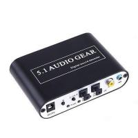 Buy cheap DTS/AC-3 digital signal into 5.1 analog signal Digital Sound Decoder from wholesalers