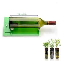 Buy cheap AGPtek Long Glass Bottle Cutter Machine Cutting Tool For Wine Bottles, Suit for LONG Bottle (Green) from wholesalers