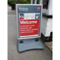 Buy cheap Windpro Windproof Pavement signs from wholesalers