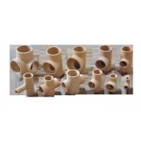 Buy cheap Casting of vitrified clay pipe-tee from wholesalers
