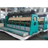 Buy cheap Double Needle Bed Tricot Raschel Jacquard Warp Knitting Machine for Towel Blanket from wholesalers