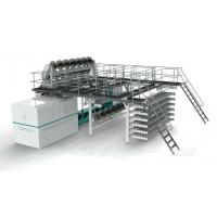 Buy cheap Karl Mayer Raschel Computer Control Multi Bar Jacquard Lace Warp Knitting Machine from wholesalers