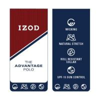 Buy cheap IZOD Performance Advantage Pique Polo from wholesalers