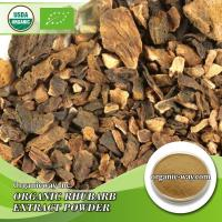 Buy cheap Organic Rhubarb extract powder from wholesalers