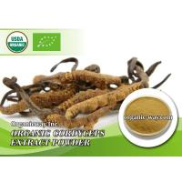 Buy cheap Organic Cordyceps extract powder from wholesalers