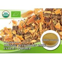 Buy cheap Organic buckthorn bark extract powder from wholesalers