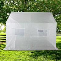 Buy cheap Quictent 2 Doors Portable Greenhouse Large Green Garden Hot House Grow Tent More Size (10'x9'x8') from wholesalers