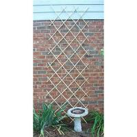 Buy cheap Bosmere L565 6-Feet by 4-Feet Expanding Bamboo Trellis for Vining Plants from wholesalers