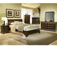 Buy cheap Chesapeake Tall Boy Chest With 5 Drawers Bedroom Furniture from wholesalers