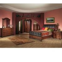 Buy cheap Lafayette 6 Drawer Chest With Braided Veneer Accent Border Bedroom Furniture from wholesalers