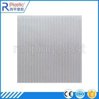 Buy cheap PP corrugated plastic sheets product