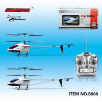 Buy cheap 2014 hot sale S908 3.5CH 120CM Large RC helicopter radio control toys from wholesalers