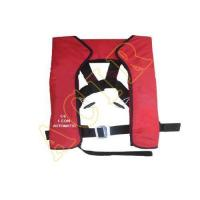 Buy cheap 150N Single Air Chamber Inflatable Life Jacket from wholesalers