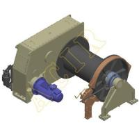 Buy cheap Electric Hydraulic Mooring Winch with Single Double Drum from wholesalers