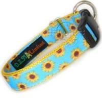 Buy cheap Dog toys Ribbon Dog Collar, Leash or Harness - Sunflowers from wholesalers
